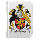Matheson Family Crest Case For Kindle