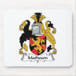 Matheson Family Crest Mouse Pad