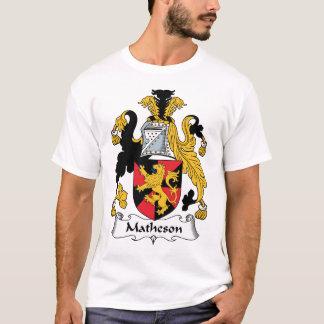 Matheson Family Crest T-Shirt