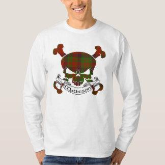 Matheson Tartan Skull T-Shirt