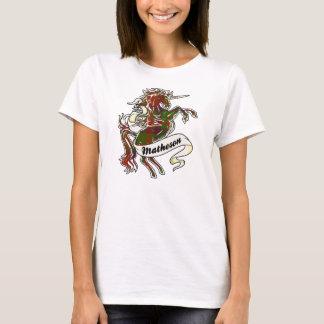 Matheson Tartan Unicorn T-Shirt
