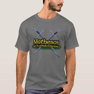 Matheson The Scottish Experience Clan T-Shirt