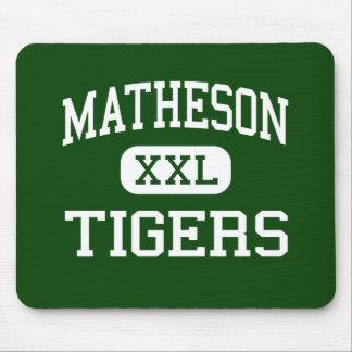 Matheson - Tigers - Junior - Magna Utah Mouse Mats