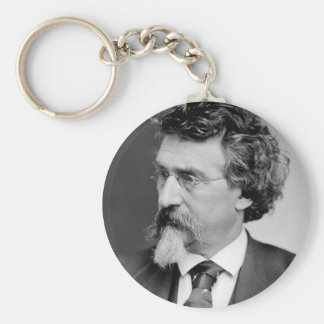 Mathew B. Brady - Famous Civil War Photographer Keychain