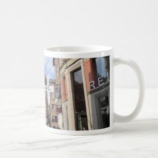 Mathew Street in Liverpool Coffee Mug