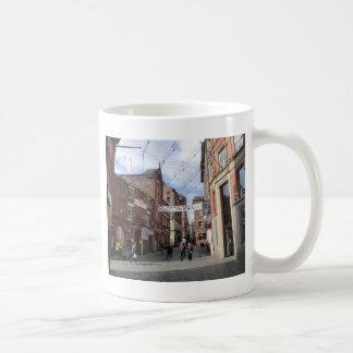 Mathew Street in Liverpool Mugs