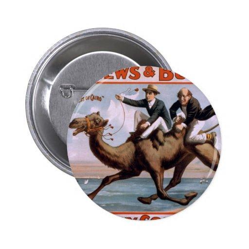 Mathew y Bulger en el botón gay de Coney Island Pin