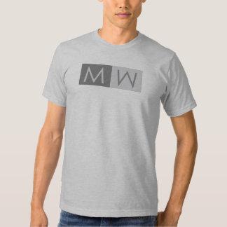 Mathias Clothing - Flipover Black T-shirt