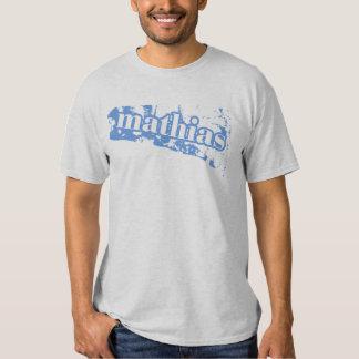 Mathias Clothing Splash T Shirt