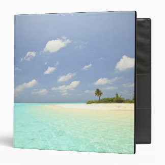 Mathidhoo Island, uninhabited, North Huvadhoo 3 3 Ring Binder