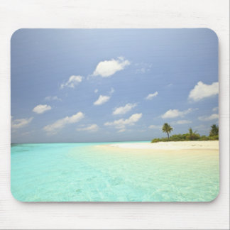 Mathidhoo Island, uninhabited, North Huvadhoo 3 Mouse Pad
