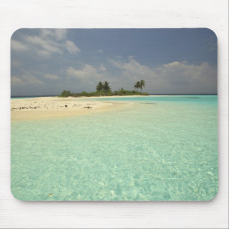 Mathidhoo Island, uninhabited, North Huvadhoo Mouse Pad