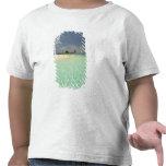 Mathidhoo Island, uninhabited, North Huvadhoo T Shirts