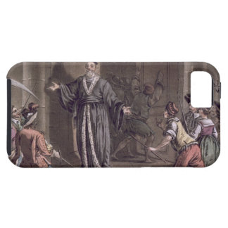 Mathieu Mole (1584-1656) harangued by the people, iPhone SE/5/5s Case
