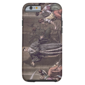 Mathieu Mole (1584-1656) harangued by the people, Tough iPhone 6 Case