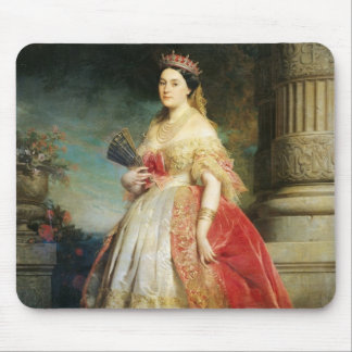 Mathilde Laetitia Wilhelmine Bonaparte  1861 Mouse Pad