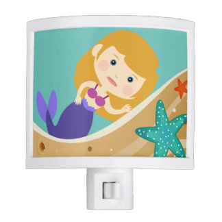 Mathilde Mermaid Night Light
