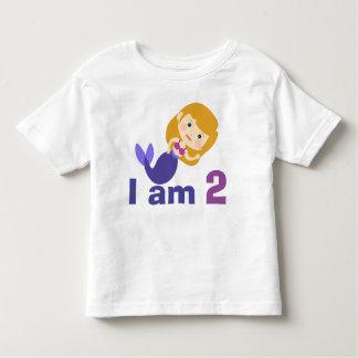 Mathilde Mermaid Toddler T-shirt