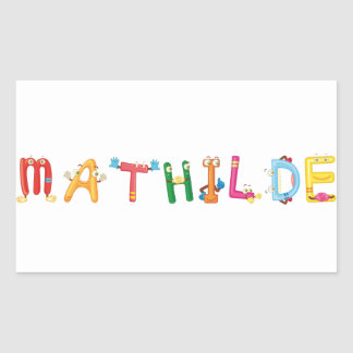 Mathilde Sticker
