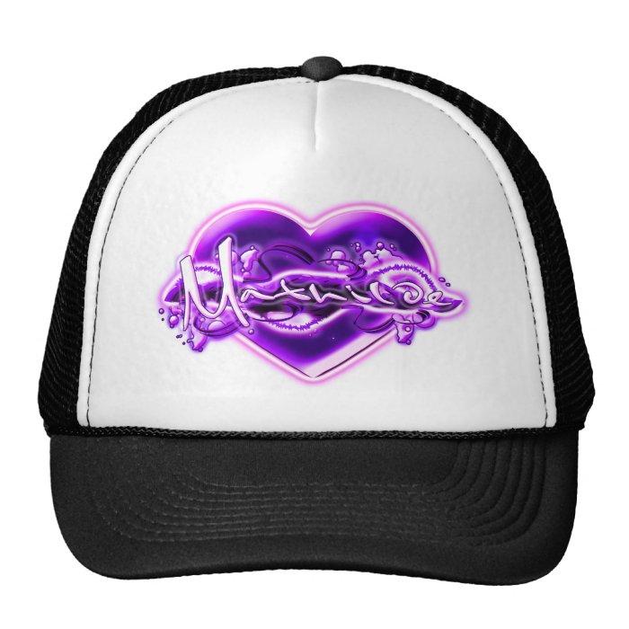 Mathilde Trucker Hat