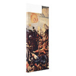 Mathis Gothart - The Temptation of St Anthony Gallery Wrap Canvas
