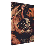 Mathis Gothart - The temptation of St Anthony Gallery Wrapped Canvas
