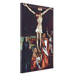 Mathis Grunewald Gothart - Cristo en la cruz Impresiones En Lienzo Estiradas