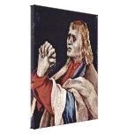 Mathis Grunewald Gothart - St John Impresión En Lona