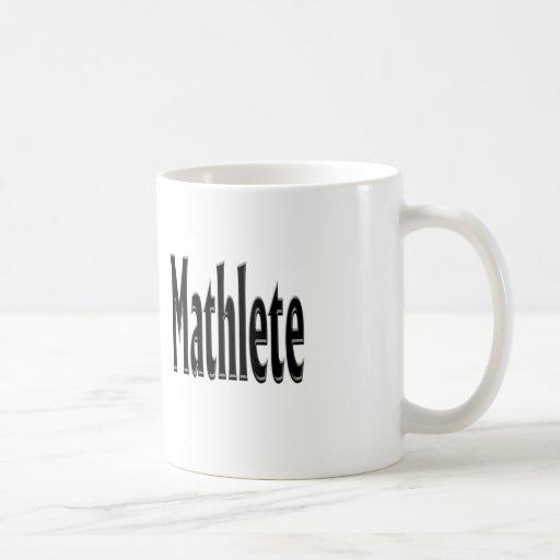 Mathlete Coffee Mug