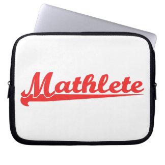 Mathlete Computer Sleeve