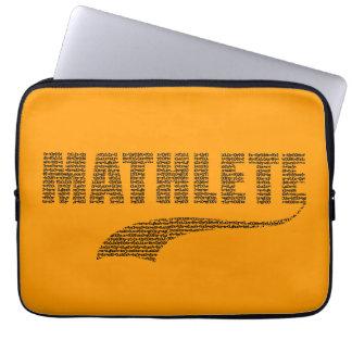 Mathlete Manga Computadora
