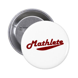 Mathlete Pin Redondo 5 Cm