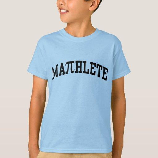 Mathlete Playeras