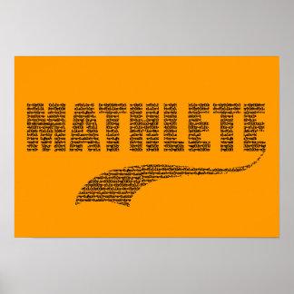 Mathlete Poster