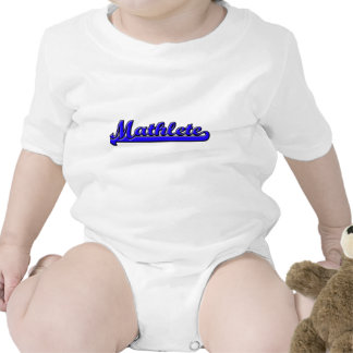 Mathlete Traje De Bebé