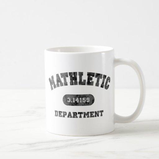 Mathletic Department Coffee Mugs