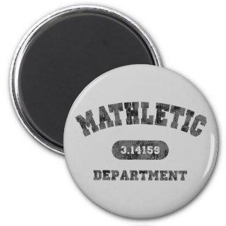 Mathletic Department Refrigerator Magnet
