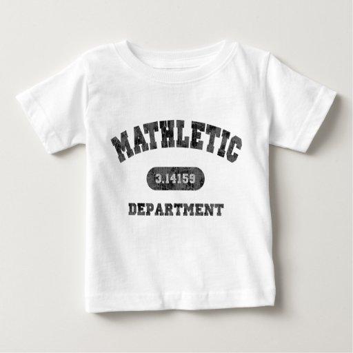 Mathletic Department Tee Shirt