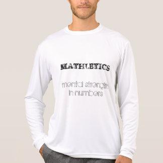 MATHLETICS, mental strength in num... - Customized Shirt