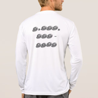 MATHLETICS, mental strength in numbers Tee Shirt