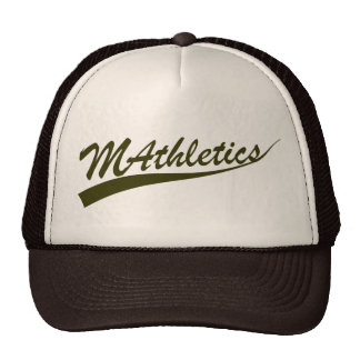 Mathletics Trucker Hat