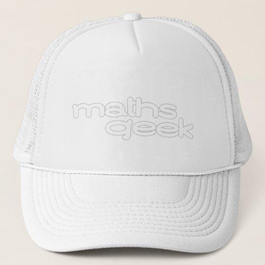 Maths Geek Trucker Hat