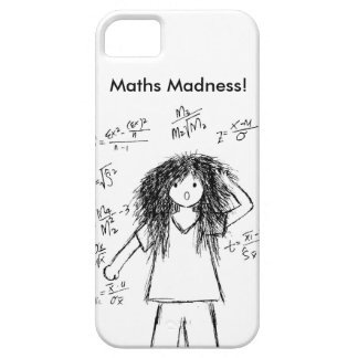 Maths Madness iPhone SE/5/5s Case