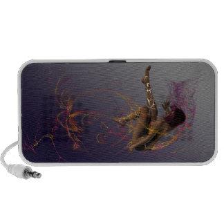 Mathscape Rollo iPod Altavoces