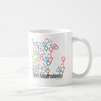 ¡Mathslexia! Tazas