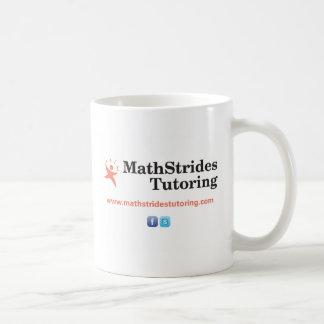 MathStrides Tutoring Coffee Mug