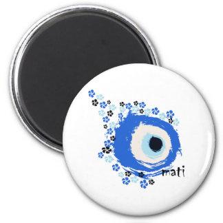 MATI 2 INCH ROUND MAGNET