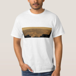 Matijevic Hill Panorama from Mars Rover T-Shirt