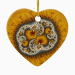 Matilda19 - Fractal art Ceramic Ornament