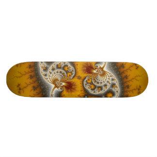 Matilda19 - Fractal art Skateboard Deck